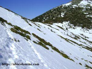 ¿Dónde estás Señor? - fotografía del montón de Trigo visto desde el cerro Minguete