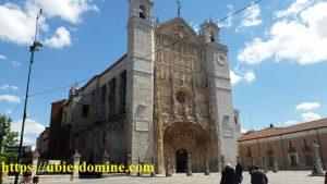 Lecturas del domingo y solemnidades. Fotografía de la Iglesia de san Pablo en Valladolid