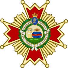Imagen de la gran cruz de Isabel la Católica