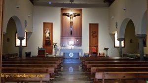 Foto de la iglesia del Carmen - Cercedilla (Madrid)