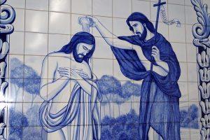Bautismo de Jesús de Nazaret